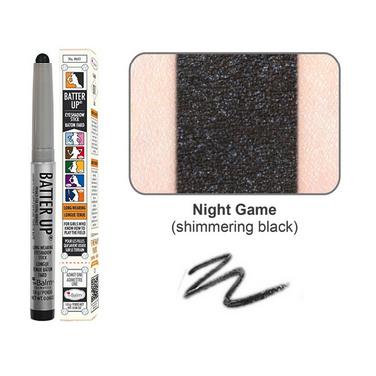Устойчивые кремовые тени-стик batterup night game the balm