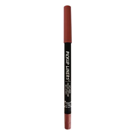 Устойчивый карандаш для губ pickup liners acute one the balm