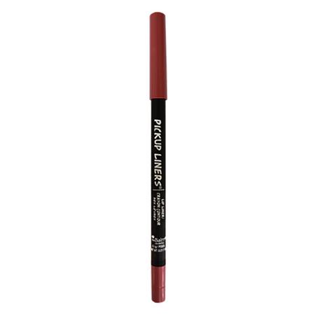 Устойчивый карандаш для губ pickup liners chemistry the balm