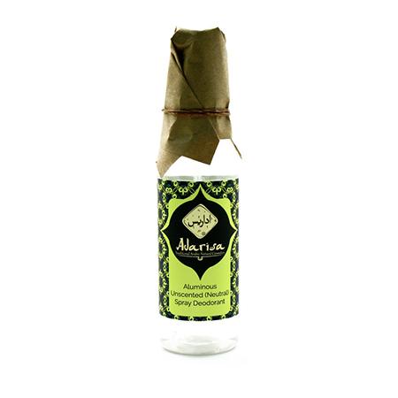 Квасцовый дезодорант-спрей без запаха adarisa adarisa алунитовый крем дезодорант нейтральный без запаха 50 гр