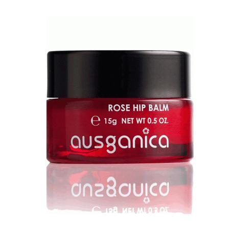 Смягчающий бальзам для кожи дикая роза 15 гр ausganica