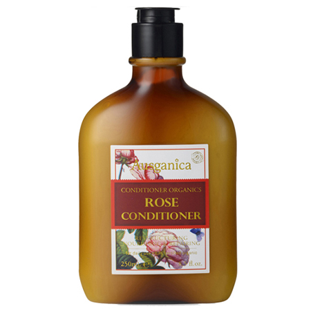 Кондиционер для всех типов волос роза 250 мл ausganica бегонию корневую в украине