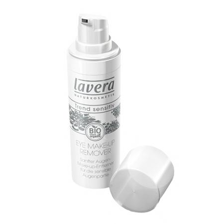 Средство для удаления макияжа с глаз lavera