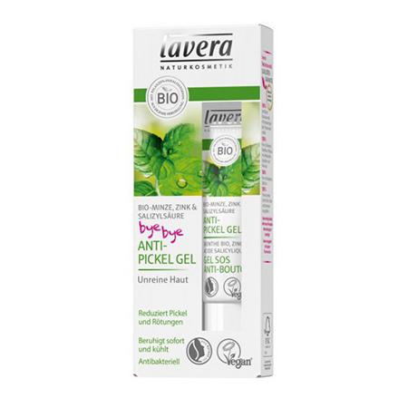 Биогель для проблемной кожи успокаивающий lavera гель lavera sos blemish control organic mint zinc