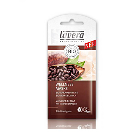 Биомаска для лица здоровье с какао и миндалем lavera мультиварка polaris pmc0516adg коричневый какао pmc0516adg коричневый какао