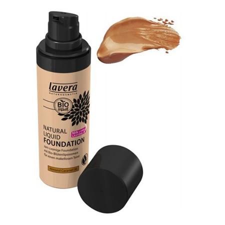 Натуральная жидкая основа миндальный карамель 06 lavera мужская нежная биопена для бритья lavera