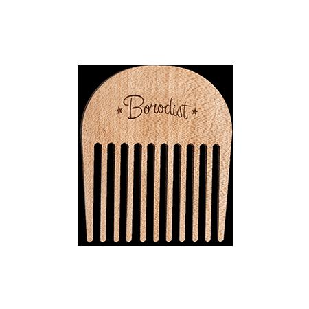Гребень для бороды бородист расческа опасная бородист