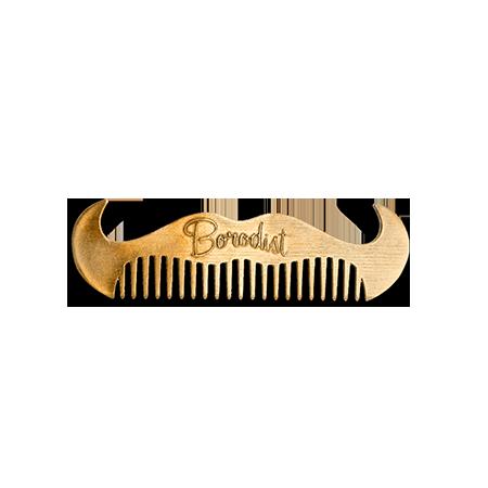 Расческа «усы» бородист расческа опасная бородист