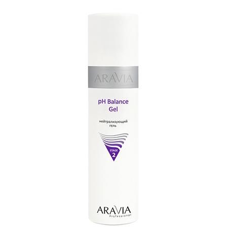 Нейтрализующий гель рн balance gel organic aravia