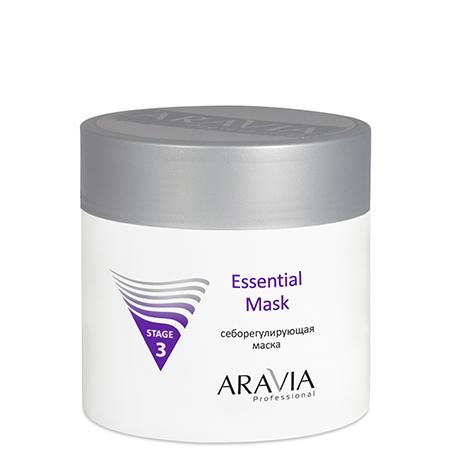 Себорегулирующая маска essential mask aravia оборудование для механической чистки котлов