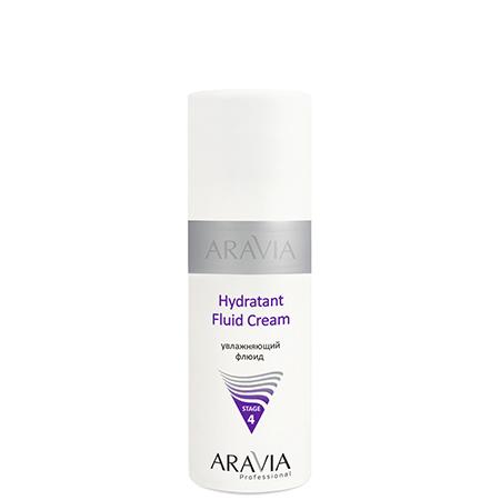 Увлажняющий флюид hydratant fluid cream aravia недорого