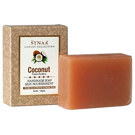 Мыло ручной работы кокос synaa ааша