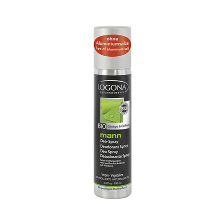 Дезодорант-спрей man logona долива дезодорант средиземноморская свежесть спрей 125мл