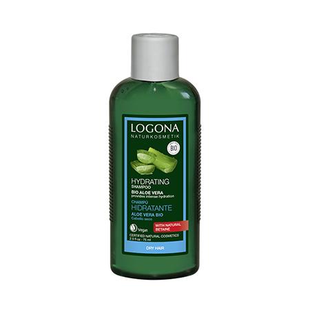 Шампунь для увлажнения волос с био-алоэ вера 75 мл logona logona восстанавливающее масло для волос 75 мл восстанавливающее масло для волос 75 мл 75 мл