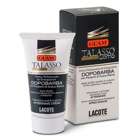 Лосьон после бритья talasso uomo guam 0361