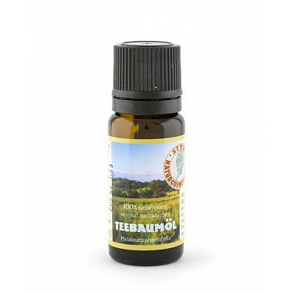 Эфирное масло чайное дерево 10 мл styx спреи organiczone дезодорант для тела с эфирными маслами чайное дерево