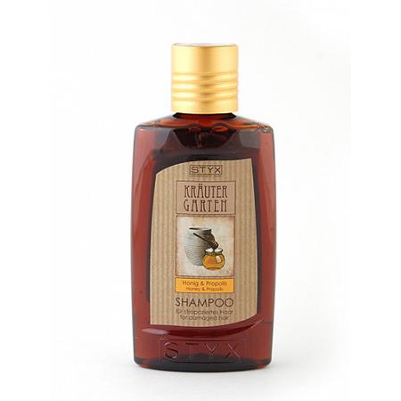 Шампунь мёд-прополис регенерирующий 200 мл styx 14464