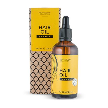 Масляный экстракт для роста волос 100 мл huilargan