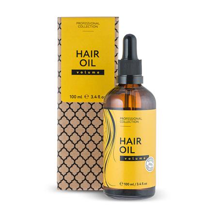 Масляный экстракт для объема волос 100 мл huilargan