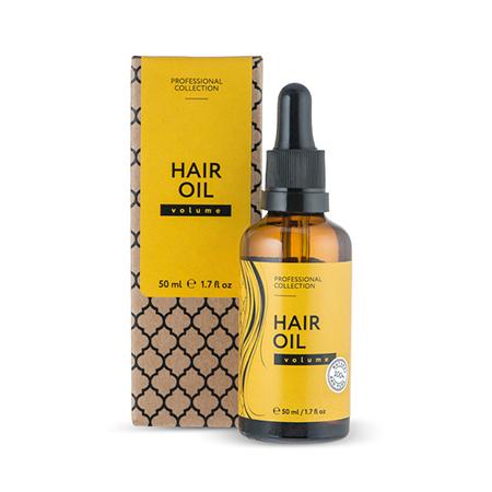 Масляный экстракт для объема волос 50 мл huilargan
