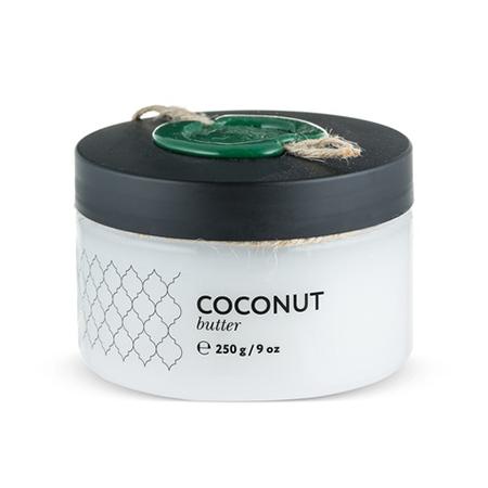 Масло кокоса 250 гр (баттер) huilargan кокосовое масло нерафинированное baraka 250 г