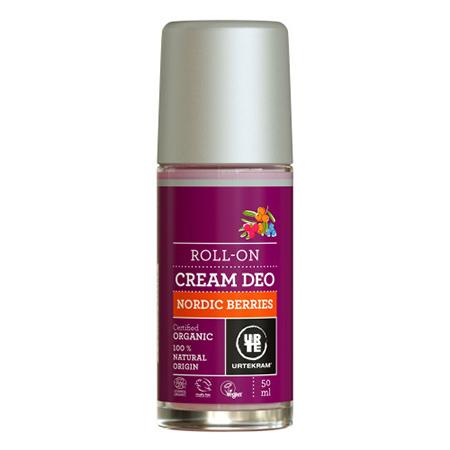 Крем-дезодорант северные ягоды urtekram дезодорант секрет кремовый в лэтуаль
