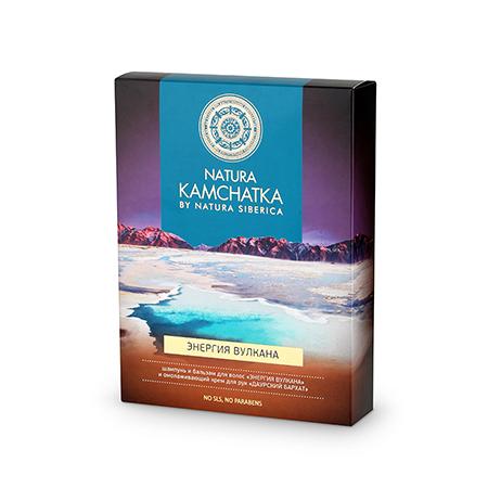 Набор «энергия вулкана» kamchatka natura siberica