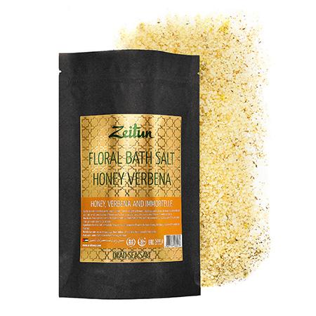Цветочная соль для ванн медовая вербена зейтун горки и сидения для ванн luma подставка для купания анатомическая