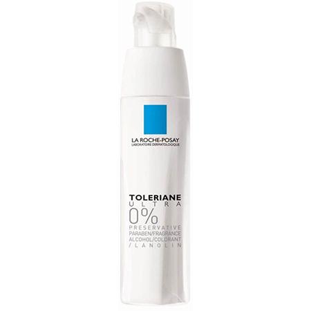 Интенсивный успокаивающий уход для чувствительной и склонной к аллергии кожи toleriane ultra la roche posay ультра флюид toleriane ultra fluide 40 мл