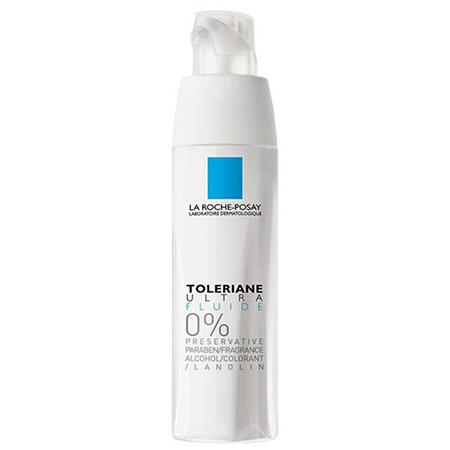 Интенсивный успокаивающий уход для сверхчувствительной и аллергичной кожи  toleriane ultra fluide la roche posay ультра флюид toleriane ultra fluide 40 мл