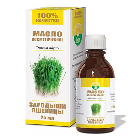 Косметическое масло зародыши пшеницы lekus