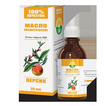 Косметическое масло персик lekus
