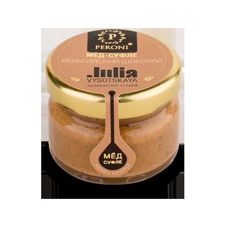 Мед-суфле бельгийский шоколад с фундуком 30 мл peroni honey peroni сицилийский апельсин мед суфле 30 г