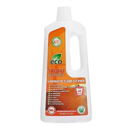 Биосредство для мытья ламинированных полов 890 мл tri-bio биосредство для мытья полов tri bio 4 4 л