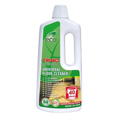 Биосредство для мытья полов 890 мл tri-bio биосредство для мытья ламинированных полов tri bio 940 мл