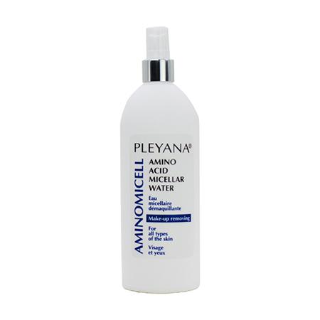 Аминокислотная мицеллярная вода аminomicell 500 мл pleyana недорого