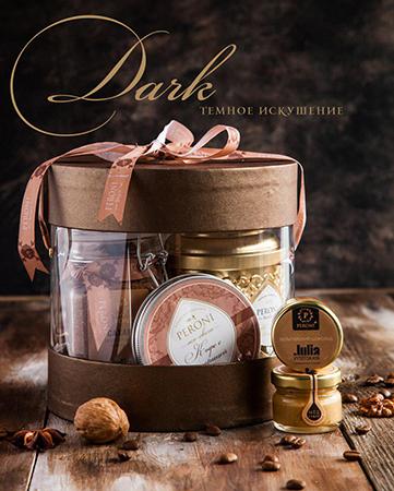 Новогодний набор dark тёмное искушение (мини) peroni новогодний набор rose романтика и страсть макси peroni