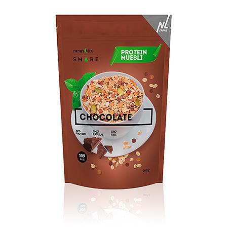 Мюсли с кусочками шоколада chocolate energy diet коктейль айриш крим smart energy diet