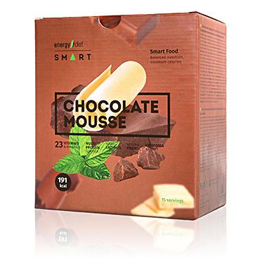 Сбалансированное питание «шоколадный мусс» energy diet
