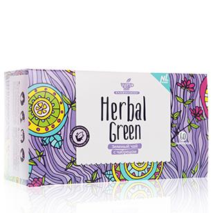 Зеленый чай с чабрецом every herbal green energy