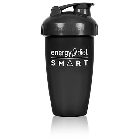 Шейкер черный с клапаном energy diet коктейль айриш крим smart energy diet