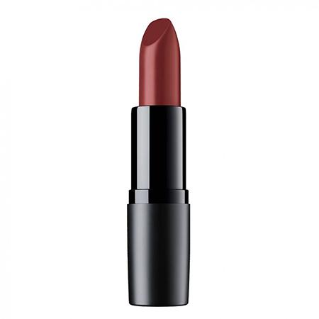 Помада для губ матовая стойкая perfect mat lipstick (тон 125) artdeco