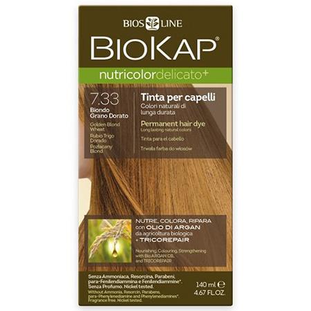 заказать Краска для волос блондин золотисто-пшеничный nutricolor delicato + 140 мл biokap