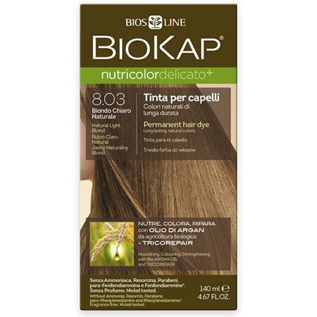 заказать Краска для волос блондин натурально-светлый nutricolor delicato + 140 мл biokap