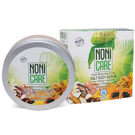 Скраб для тела «гималайская соль» 200 мл nonicare моделирующие масло для тела nonicare моделирующие масло для тела