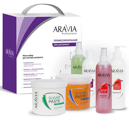 Мини-набор для мастера №1 aravia professional aravia вода косметическая минерализованная с биофлавоноидами 500 мл вода косметическая минерализованная с биофлавоноидами 500 мл 500 мл