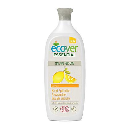 заказать Экологическая жидкость для мытья посуды лимон 1000 мл ecover essential