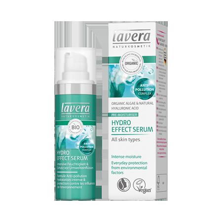 Био сыворотка гидро эффект lavera очищающий био скраб для лица lavera