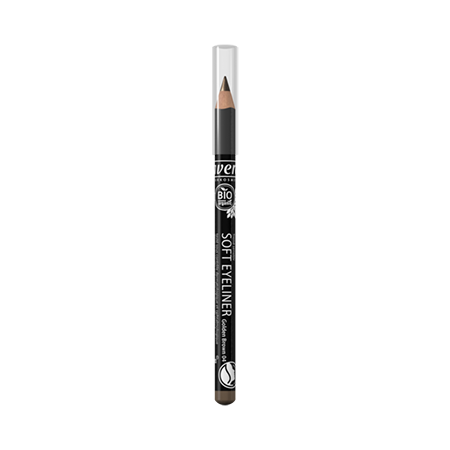 Мягкий карандаш для глаз тон 04 золотисто коричневый lavera