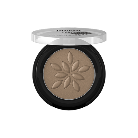 Минеральные тени моно тон 04 сияющий серо-коричневый lavera